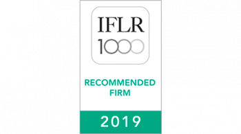 IFLR - International Financial Law Review Guide 2019