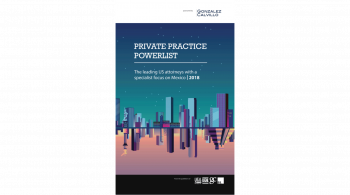 The Legal 500 Private Practice Powerlist 2018