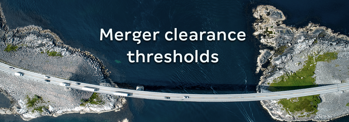 2019 Merger clearance thresholds - Mexico