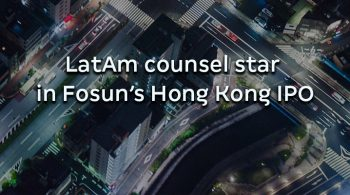 Fosun Tourism Group gets its initial public offering on the Hong Kong Stock Exchange