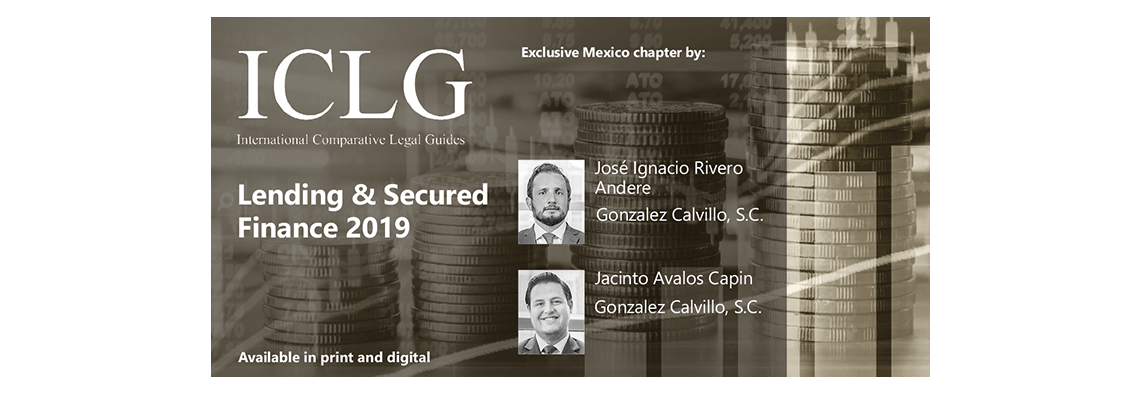 Lending & Secured Finance 2019 Guide by ICLG
