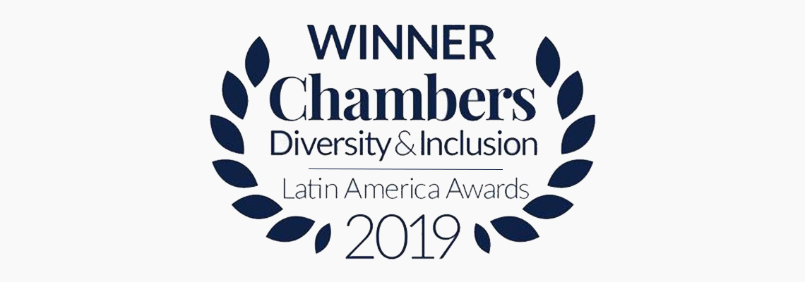 Chambers Diversity & Inclusion Latin America Awards 2019
