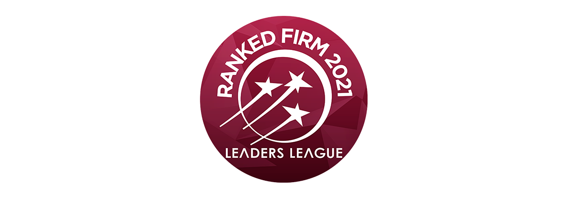 Leaders League rankings 2021 edition